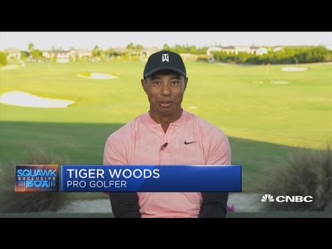 tiger woods youtube