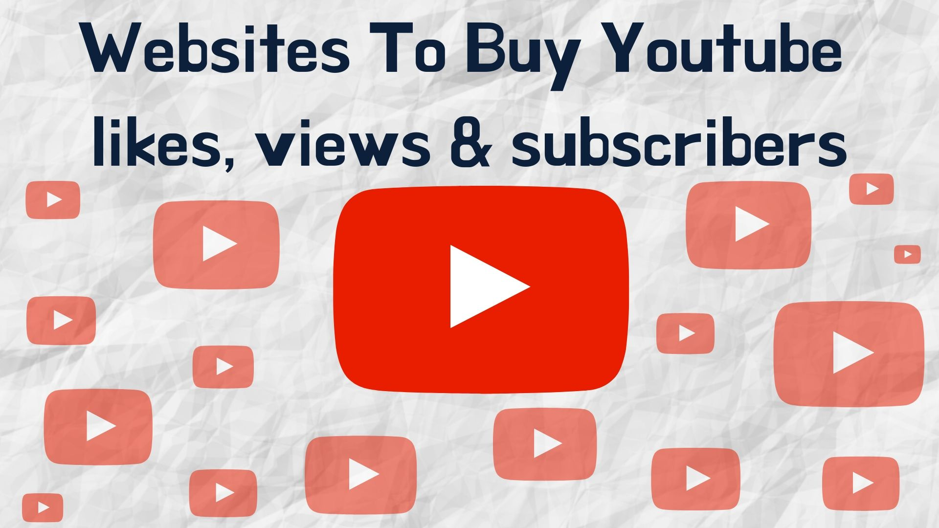 best place to buy youtube views 2021