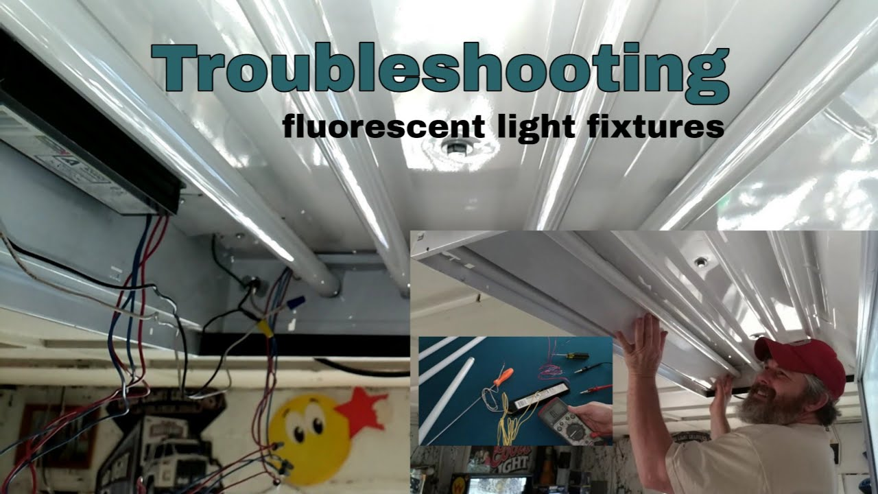 how to test fluorescent ballast youtube