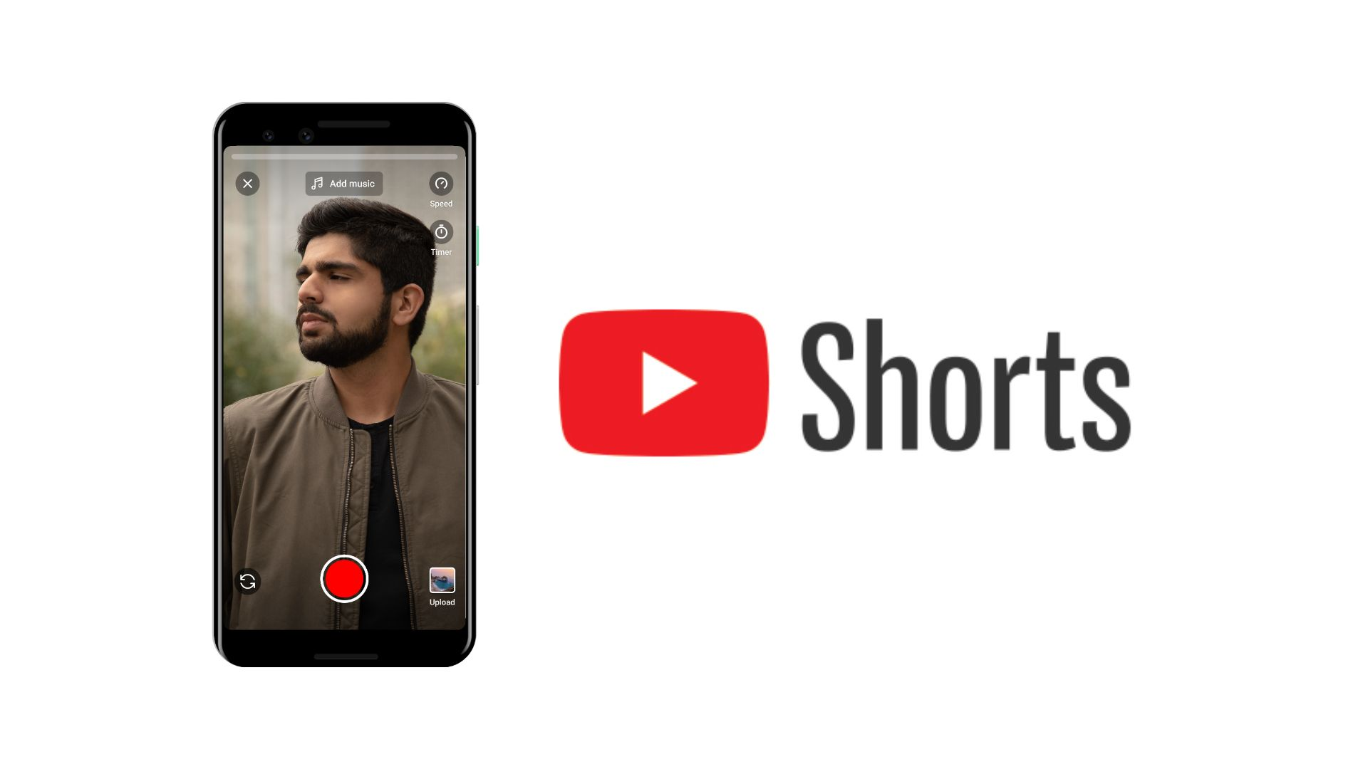 how to make a youtube short