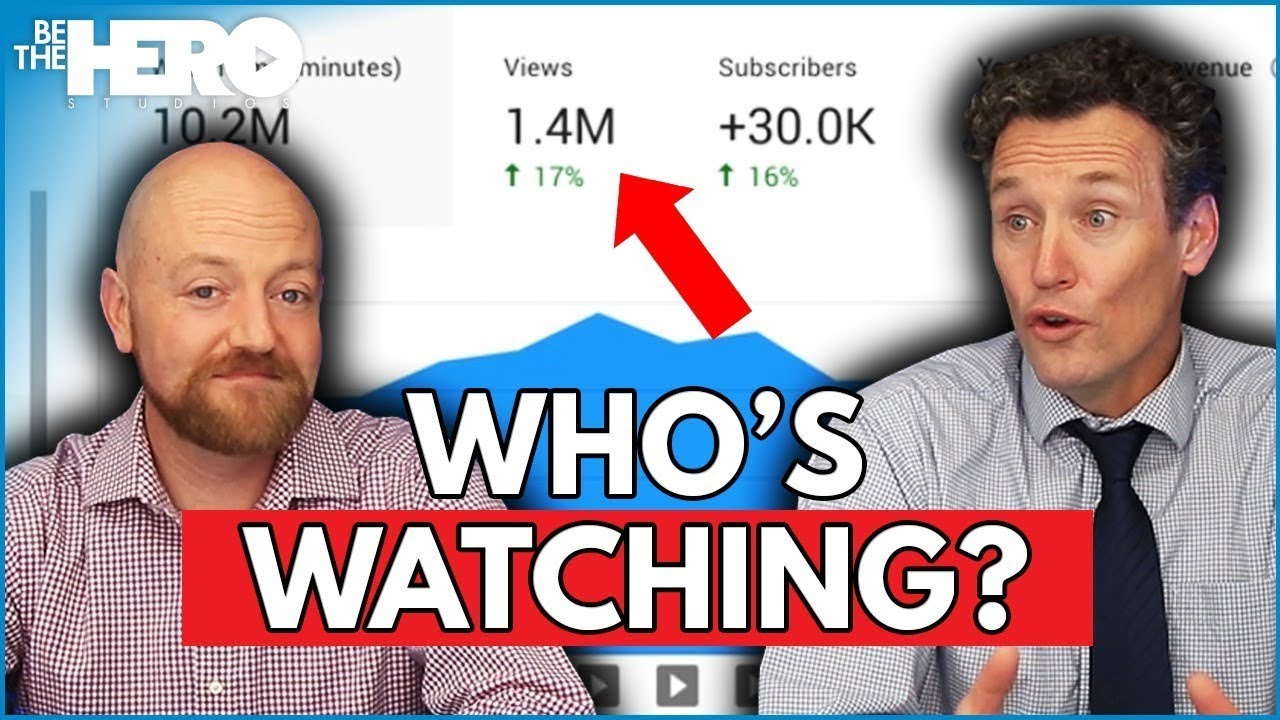 can you see who watched your youtube video