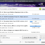 How To Convert YouTube Audio To MP3 - Fast And Easy Video To MP3 Conversion