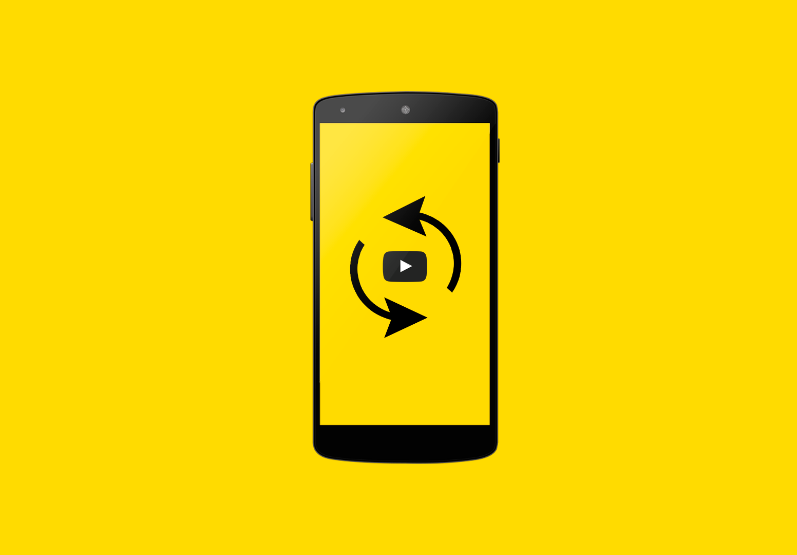 how to loop youtube video on iphone