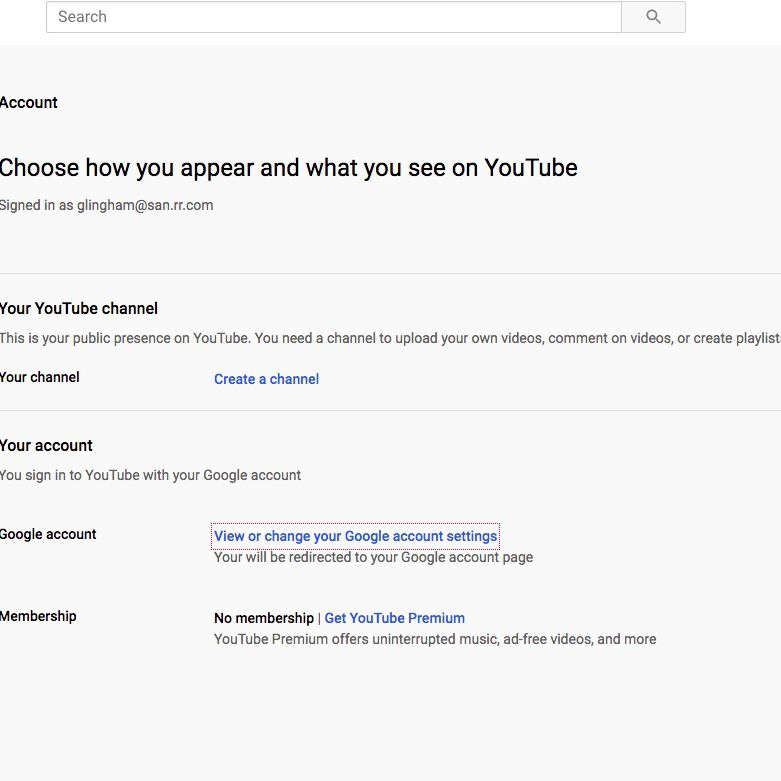 what are personalized notifications on youtube