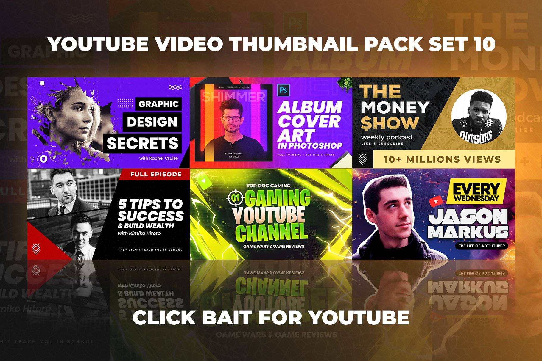 how to see youtube thumbnail