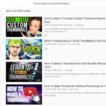 How To View YouTube Thumbnail - Fast And Easy Download