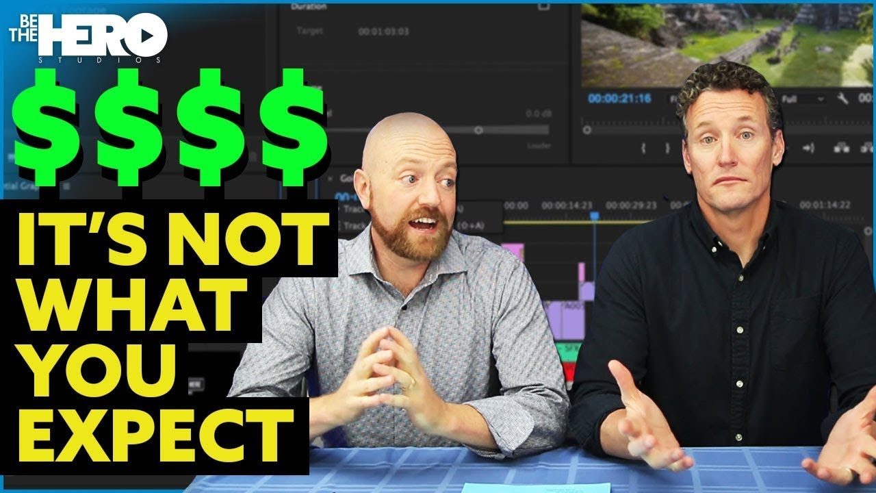 how much do youtube video editors make