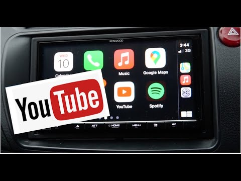 how to get youtube on apple carplay without jailbreak