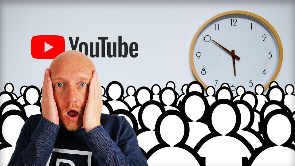 how long does it take a youtube video to process